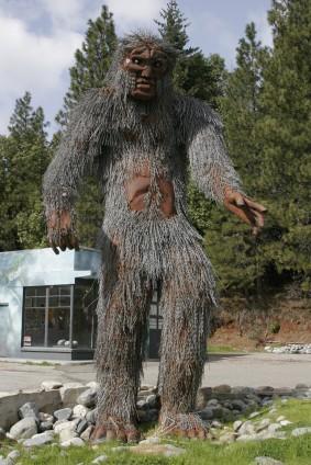 big-foot-statue